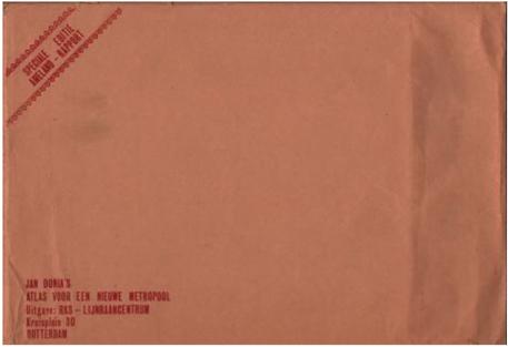 DvGolden1971ameland-rapport-envelope_bron
