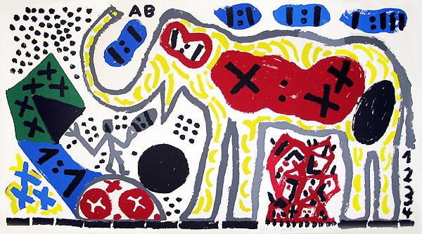ARPenck1992BananenElephantB600