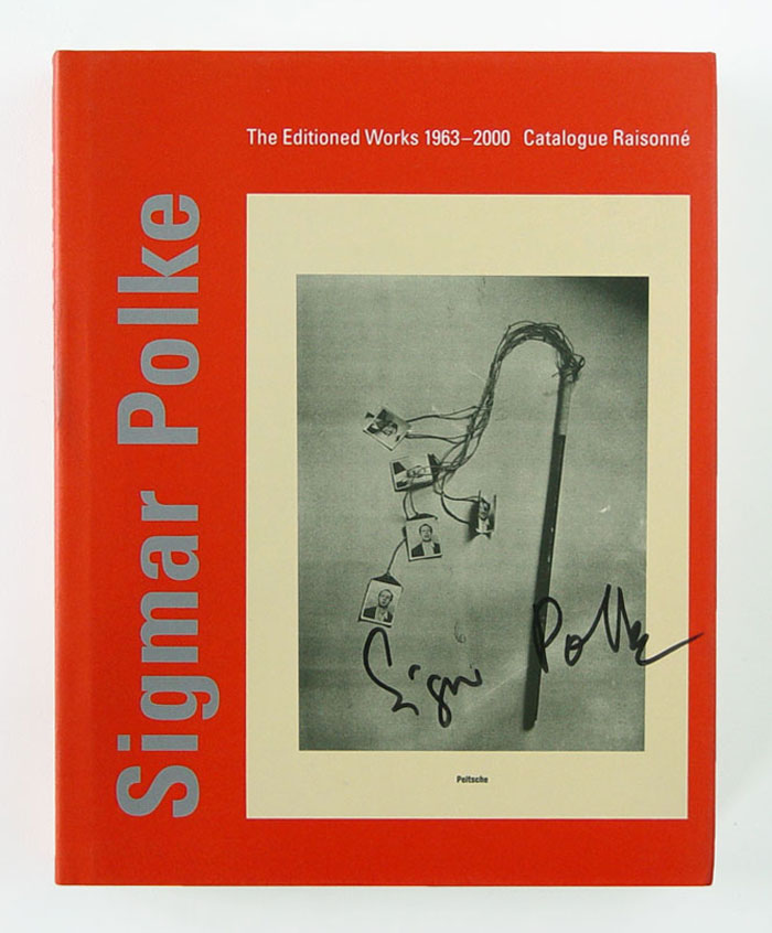 SP2000-bookTheEditionedWorks-signed700