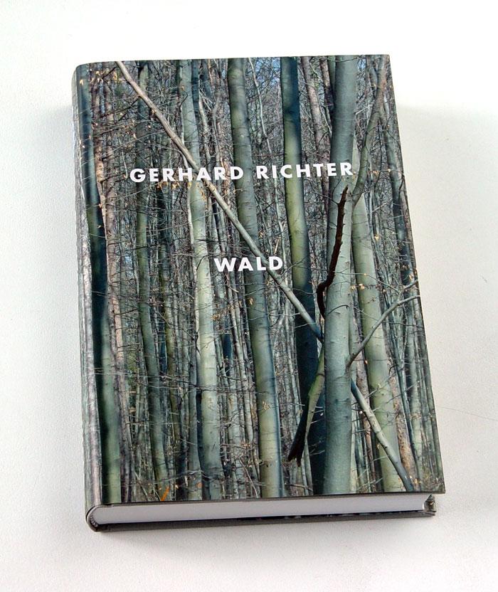 Image result for gerhard richter wald book