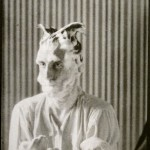 MARCEL DUCHAMP, Tonsure, 1921