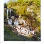 OLIVIER MOSSET, La chute d'eau, 2009