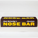 PAUL McCARTHY, Chocolate Nose Bar [2000]