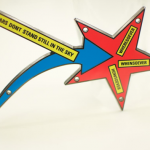 LAWRENCE WEINER, Stars don't stand still in the sky, 2011