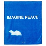 YOKO ONO, Imagine Peace, 2012