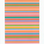 BRIDGET RILEY, Rose, Rose, 2011 [print]