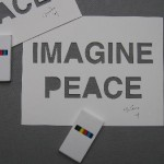 YOKO ONO, Imagine Piece, 2009