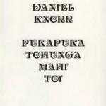 DANIEL KNORR, Pukapuka Tohunga Mahi Toi, 2009
