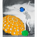 JOHN BALDESSARI, Beach towel, 2012