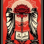 SHEPARD FAIREY, The Future is Unwritten, 2011