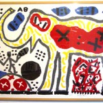 A.R. PENCK, Bananenelephant, 1992 [alias Elephant]