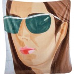 ALEX KATZ, Ada with Sunglasses, 2008