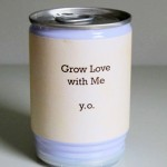 YOKO ONO, Grow Love with Me, 2013