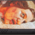 TONY OURSLER, Untitled (Talking Photograph), 1996