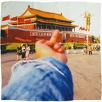 AI WEIWEI, Study of Perspective (Tiananmen), 2013