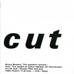 CUT magazine about art, issue #1, 2007
