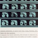 DENNIS OPPENHEIM, Extended Expressions, [Blatt I], 1977