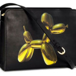 JEFF KOONS, Balloon Dog, 2014 [leather bag]