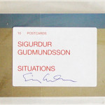 SIGURDUR GUDMUNDSSON, Situations, 2000 [postcards]