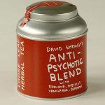 DAVID SHRIGLEY, Anti-Psychotic Blend, 2014