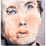 MARLENE DUMAS, 'For Whom the Bell Tolls', 2015 [scarf]