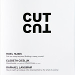 CUT magazine about art, issue #13, 2014