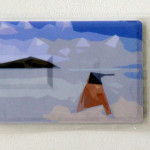 CONSTANT DULLAART, Jennifer in Paradise, 2015 [USB stick card]