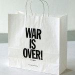 YOKO ONO, War is over! (If you want it), 2000