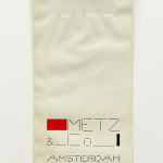 BART VAN DER LEK,  Metz & Co Amsterdam - Den Haag, 1952 [paper bag]