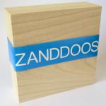 GIJS VAN LENTHE, Zanddoos, 2011 [DVD film]