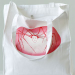 LOUISE BOURGEOIS,  Spider Woman, 2011 [Tote bag]