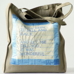 LOUISE BOURGEOIS, I have been to Hell and Back., 2011 [Tote bag]