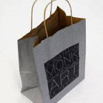 JONATHAN MONK, Jonathan Monk Shops at Art Metropole, 2008 [shopping bag]