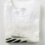 ENZO CUCCHI,  T-shirt, size L, 1986