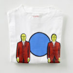 GILBERT & GEORGE, T-shirt, 1990