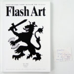 MARC BIJL, Flash Art, 2002 [artist's book]