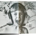 HENRYK GAJEWSKI, Audio Child, 1983 + stickers
