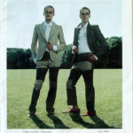 "VIKTOR & ROLF, ""Monsieur"", 2004 [S/S half-year publication]"