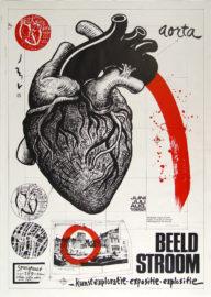 Aorta - Beeldstroom, 1982 [poster]