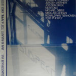 Galerie Suspekt, Fotografie van: Artur Barrio, a.o., 1983 [poster]