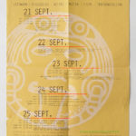 AKI-Fluxfest, 1981 [poster]