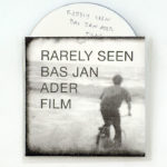DAVID HORVITZ, Rarely Seen Bas Jan Ader Film, 2009 [DVD]