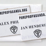 JAN HENDERIKSE / ALEXANDRA PHILLIPS, Pure Propaganda Magazine, 2015 [pop-up cards]