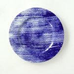 GERHARD RICHTER, cake plate, 1992 [cake plate]