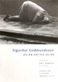 SIGURDUR GUDMUNDSSON, Event, 2000 [poster]