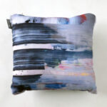 GERHARD RICHTER, Throw pillow, 2019 [number 3]