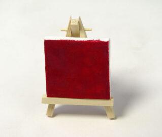 WJM KOK, Off Color (Crimson), 2019 [multiple]