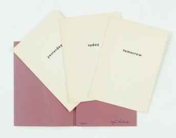 JIRI VALOCH, Symmetrical concept, 1972