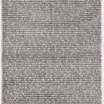 GUGLIELMO ACHILLE CAVELLINI, Untitled, 1973 [screen print on canvas]