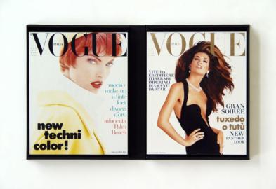 SYLVIE FLEURY, Vogue, 1992 [Galerie van Gelder Editions]